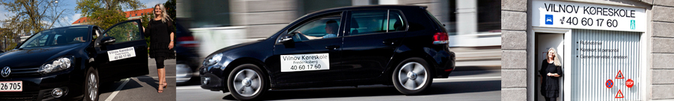 Kørekort hos Vilnov Køreskole